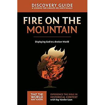 Brand på Mountain Discovery Guide af Ray Vander Laan