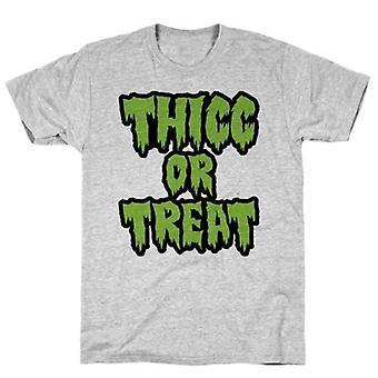 T-shirt Thicc ou treat