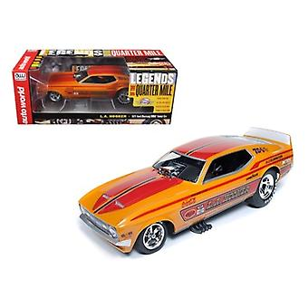 1971 Ford Mustang Steve Condit , NHRA Funny Car 1/18 Modellauto von Autoworld