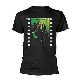 Yes The Yes Album John Anderson Chris Squire Official T-Shirt