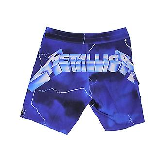 Billabong Ride The Lightning Mid Length Boardshorts in Paars
