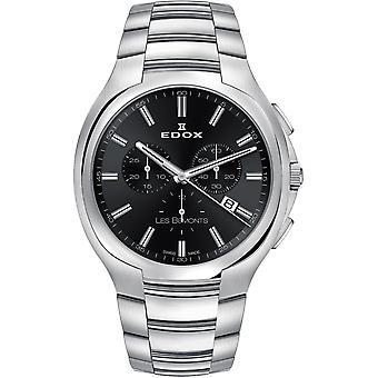 Edox 10239 3 NIN Les Bémonts Männer Uhr