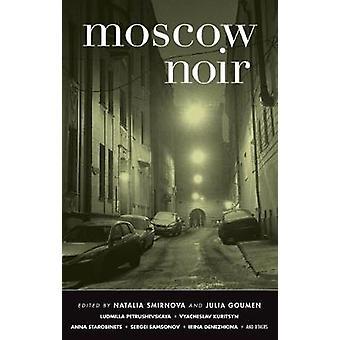 Moscow Noir by Natalia Smirnova - 9781936070060 Book