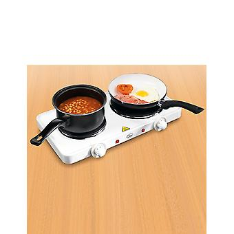 Chums Double Electric Hotplate 35250