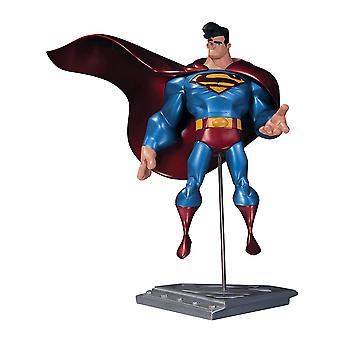 Superman Man of Steel Statue por Sean Galloway