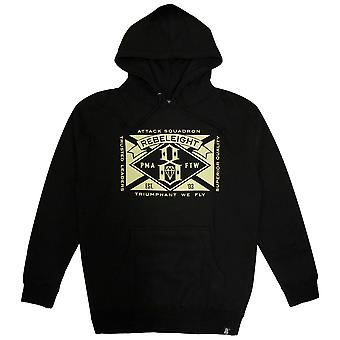 Rebel8 Triumphant We Fly Pullover Hoodie Black