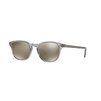 Oliver Peoples Fairmont SUN OV5219S 1132/39 Grey/Grey Gold Sunglasses