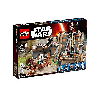 75139 LEGO the battle of Takodana