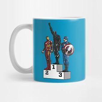Panther power mug