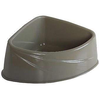 Tyrol Corner Bowl 0,4L (Cats , Bowls, Dispensers & Containers , Bowls)