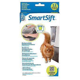 Catit Biologisch Abbaubare Ersatzfolien für SmartSift Superior