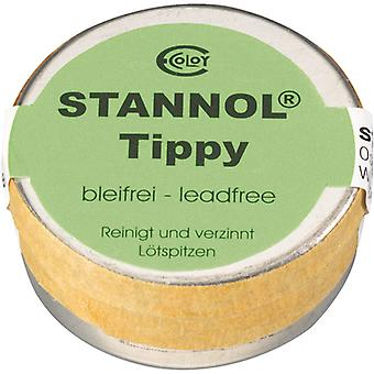 Stannol 272018 Lead Free ECOLOY® Tippy - 12g