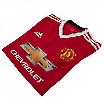 Manchester United 2015/16. Rashford Signed Shirt
