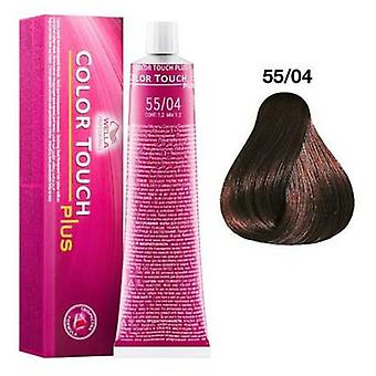 Wella Professionals color touch plus 55/04 60 ml