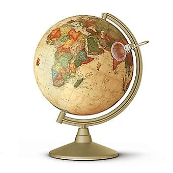 Marco Polo World Globe (With Magnifying Glass) Illuminated