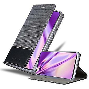 Cadorabo sag for Xiaomi Mi 9T / 9T PRO sag dækning - telefon sag med magnetisk lås, stå funktion og kortrum - Case Cover Beskyttende sag Book Folding Style