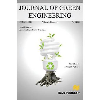 Journal of Green Engineering 33 by Agbinya & Johnson I.