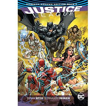 Justice League door Bryan Hitch