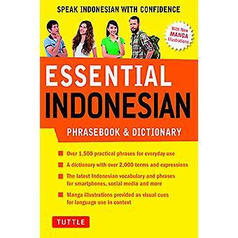 Essential Indonesian Fraasikirja ja Sanakirja - Puhu Indonesian kanssa