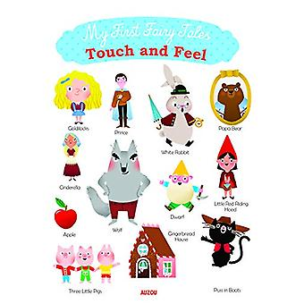 My First Fairy Tales - Touch and Feel by Marion Cocklico - 9782733864