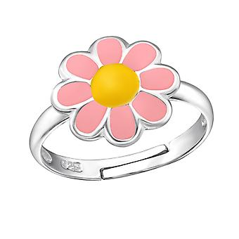 Flower - 925 Sterling Silver Rings - W13565x