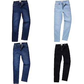 AWDis So Denim Womens/Ladies Katy Straight Jeans