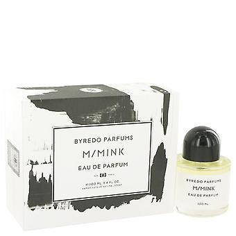 Byredo M/mink Eau De Parfum Spray (Unisex) By Byredo 3.4 oz Eau De Parfum Spray