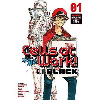 Cells At Work! Code Black 1 by Shigemitsu Harada - 9781632368942 Book