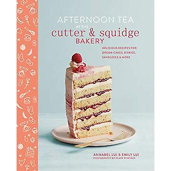 Afternoon Tea at the Cutter & Squidge Bakery - Delicious Recipes f