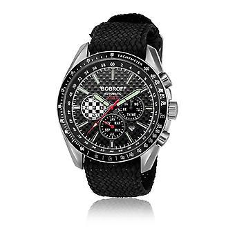 Men's ساعة Bobroff BF0012V2PN (42 مم)