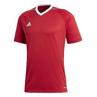 Adidas Tiro 17 S99146M futbal po celý rok muži t-shirt