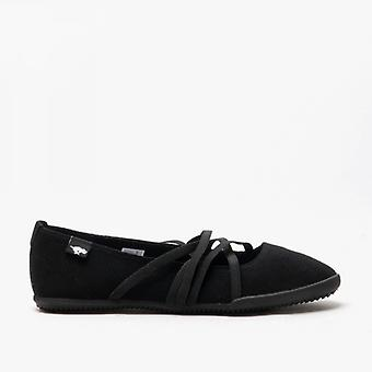 Rocket Dog Sarina Paula Ladies Slip On Shoes Black