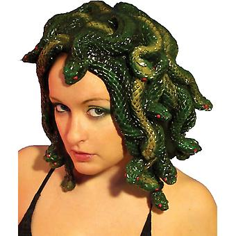 Medusa Latex Wig For Halloween