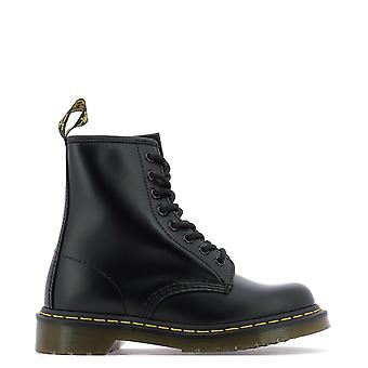 Dr. Martens Dms1460bsm10072004x Women's Black Leather Ankle Boots