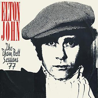 Elton John - The Thom Bell Sessio [Vinyl] USA import