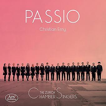 Bach, J.S. / Erny - Passio [CD] USA import