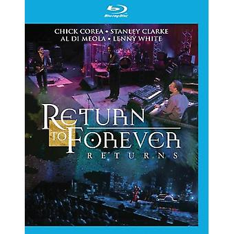 Return to Forever - Live at Montreux 2008 [BLU-RAY] USA import