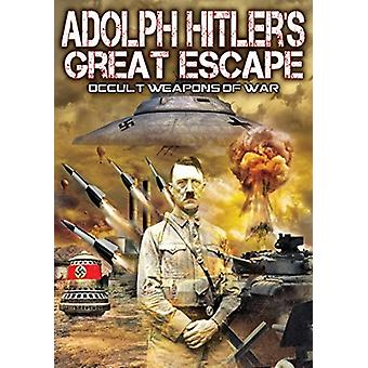 Adolph Hitlers Great Escape: Occult Weapons of War [DVD] USA import