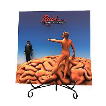 Rush Hemispheres 3D Vinyl Statue