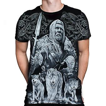 Aquila - viking ragnarok - mens t-shirt