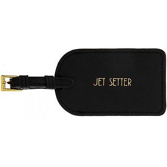 Jet Setter Luggage Tag (Set of 2)