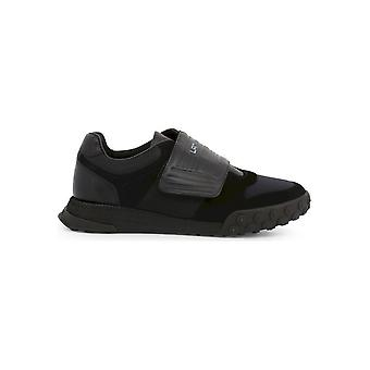 Lanvin - Shoes - Sneakers - SKBOST-VEAM_10-BLACK - Women - Schwartz - UK 9