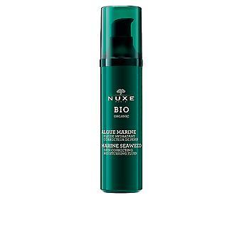 Nuxe Bio Organic Algue Marine Fluide Hydratant Correcteur 50 Ml för kvinnor