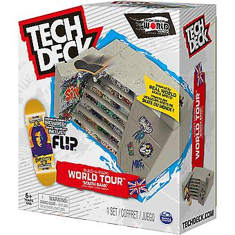 Tech Deck Build a Park World Tour  South Bank