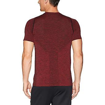 Peak Velocity Men's  VXE Short Sleeve Quick-dry Athletic-Fit Seamless T-Shirt...