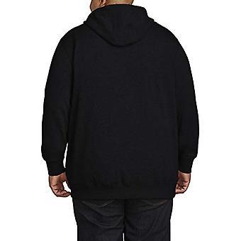 Essentials Men&apos's Big and Tall Full-Zip Hooded Fleece Sweatshirt passar av...