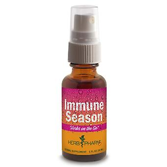 Herb Pharm Herbs on the Go: Immune Season 1 oz