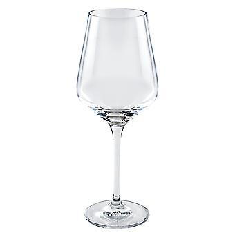 Mouth Blown Glass 4 pc Set Wine Glasses 16 oz.