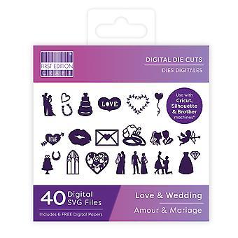 Première édition Digital Dies Love & Mariage