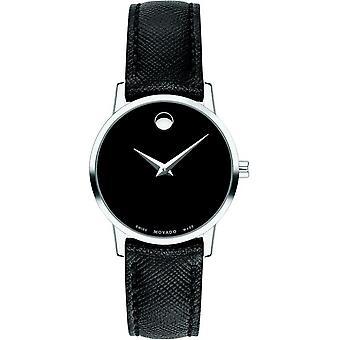 Movado - Wristwatch - Ladies - 0607204 - MUSEUM CLASSIC - Quartz Watch